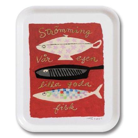 トレイ-Strömming-27×20cm
