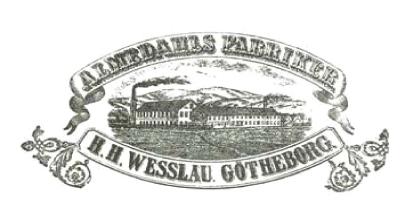 アルメダールス社ロゴイメージ