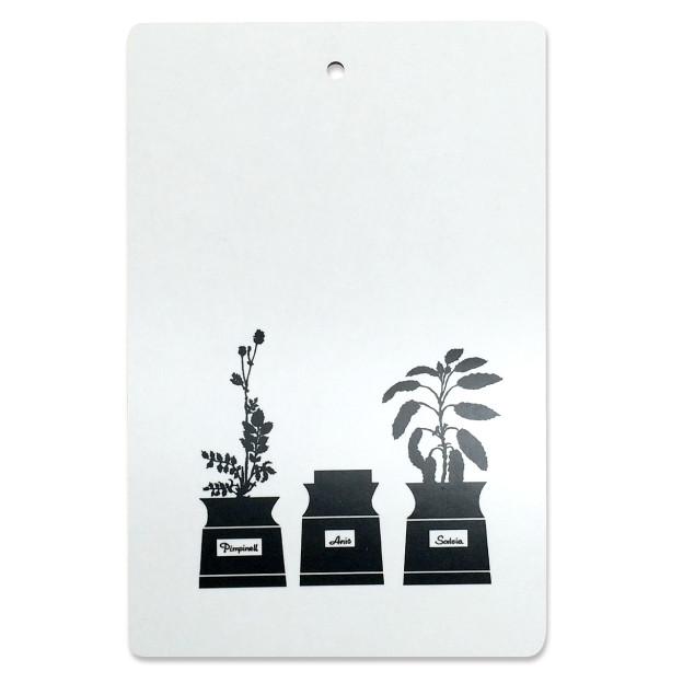 70515190-PersonsKryddskap-カッティングボード-黒