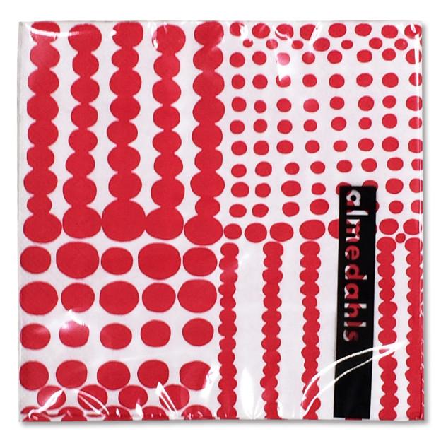 73489350-Pricktyg-ペーパーナプキン-レッド