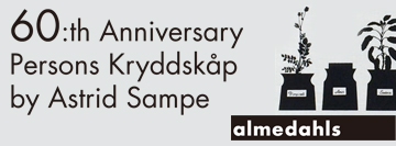 Persons kryddskåp 60周年記念商品