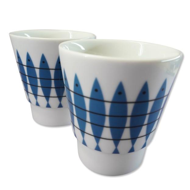 マグカップ2個セット-Sill-直径8.7cm_高さ9.5cm