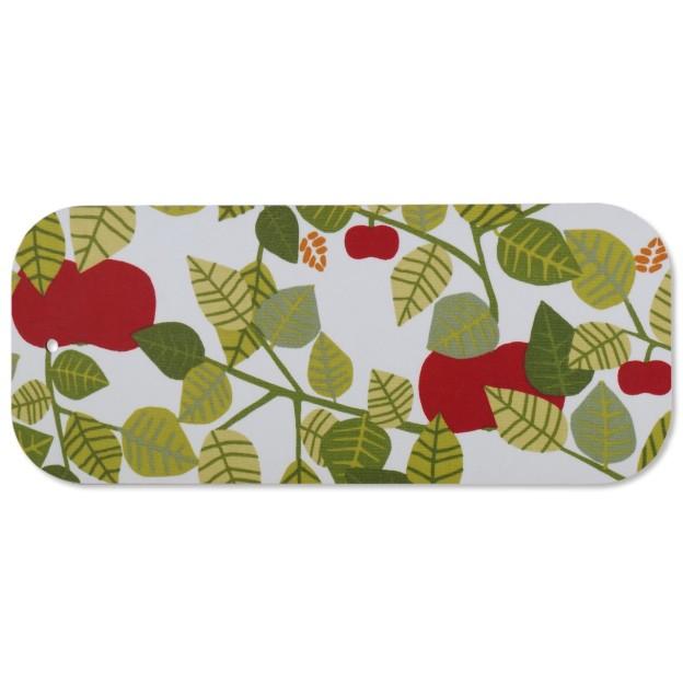 カッティングボード44×17cm-Apple-グリーン