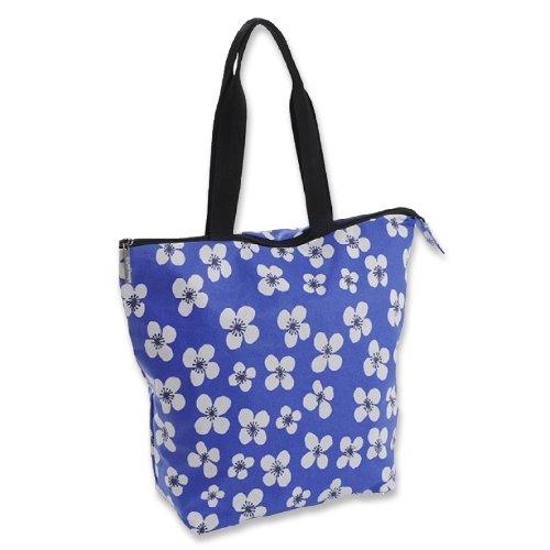 ショッピングバッグ Belle Amie ブルー