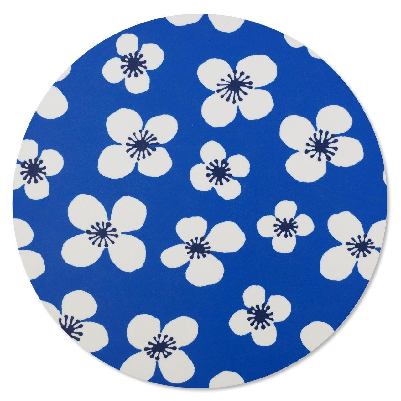 ポットスタンド Belle Amie ブルー 直径21cm