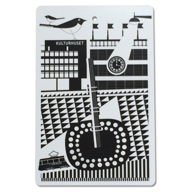 70742-SergelsTorg-カッティングボード