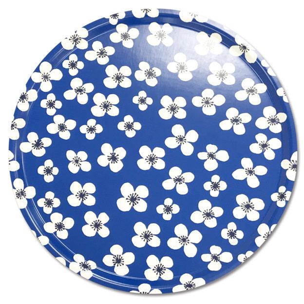 899002580-BelleAmie-トレイラウンド45cm-ブルー